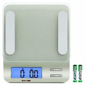 Accuweight 207 Digital Kitchen Food Scale