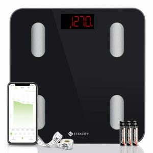 Etekcity ESF24 Bluetooth Digital Weight Scale