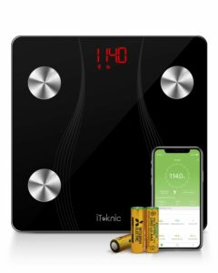 iTeknic Bluetooth Body Fat Scale