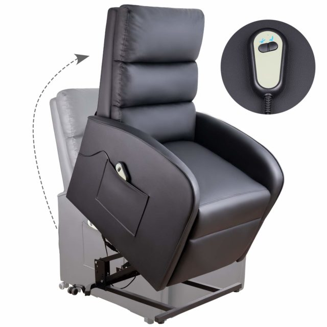 Homall Electric Power Lift Recliner Chair