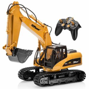 Top Race 15 Channel Remote Control Excavator