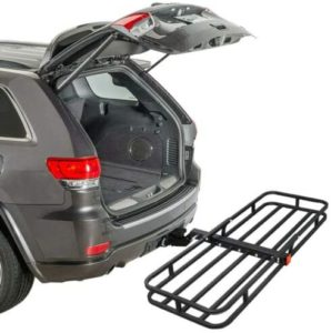 """ZENY Universal 53"""" Hitch Cargo Carrier"""