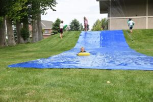 BACKYARD BLAST Waterslide