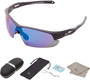 Polars Design Polarized Tac Sunglasses