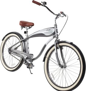 Columbia Superb 5 Star 26-inch Men's Retro Beach Cruiser Bike